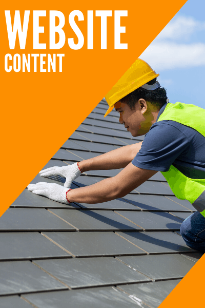 Roofing Services Content Writing