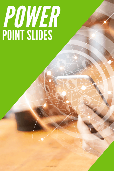 Power point slide content writing services