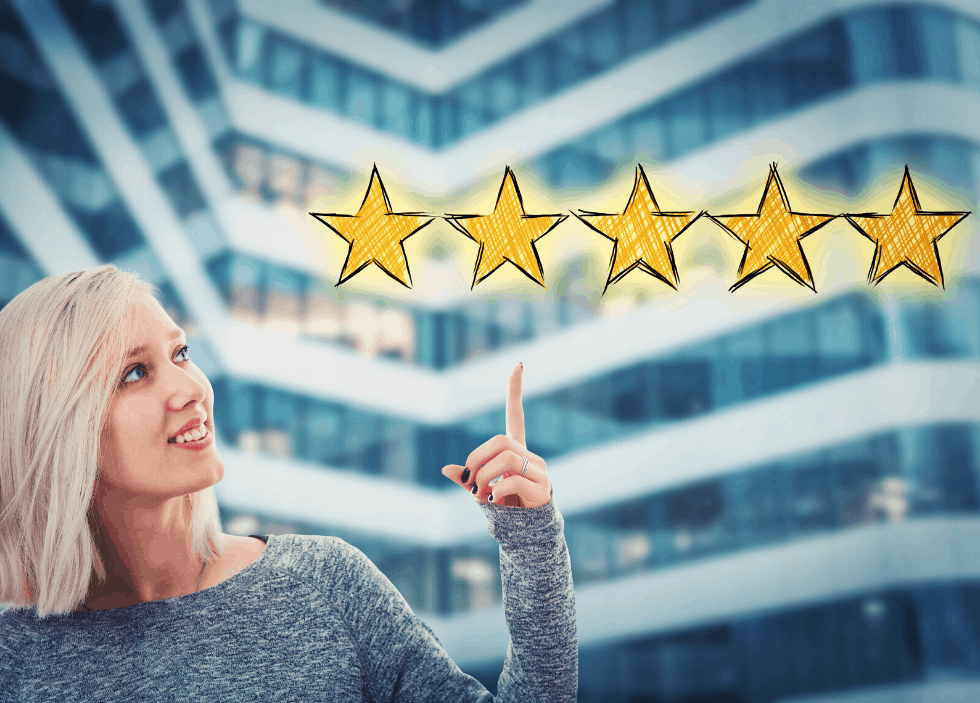 4 Effective Local Link Building Practices To Improve Local Search Visibility - Get Customer Reviews