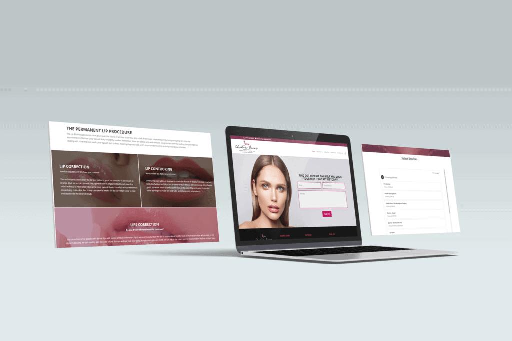 Professional-PMU-Website